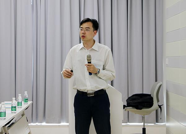 长风联盟组织AI及区块链在金融领域的变革和应用分享会