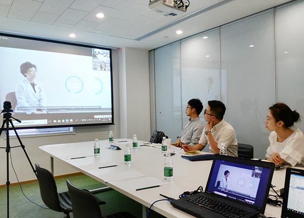 长风联盟举办韩国智慧医疗国际优质创新项目交流会